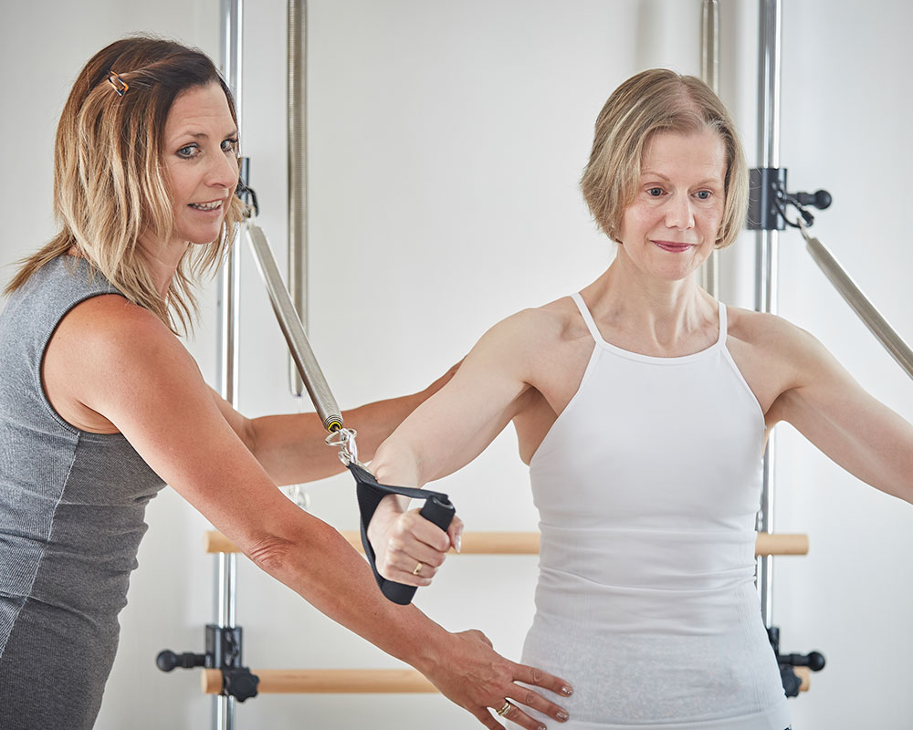 One-to-one Pilates, Solihull