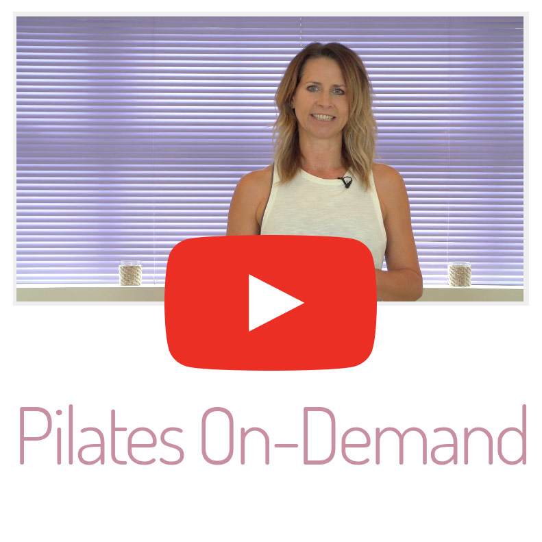 Pilates teacher online