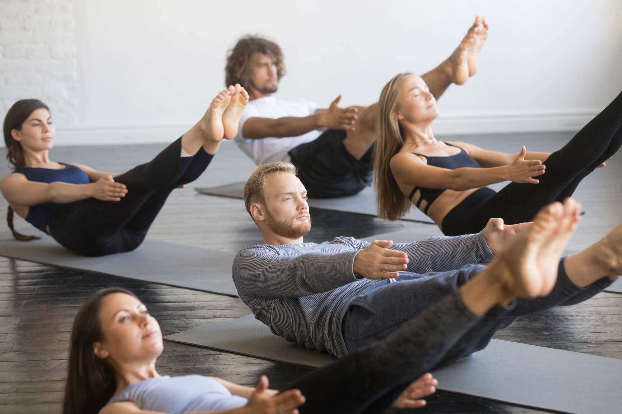 Pilates for Men