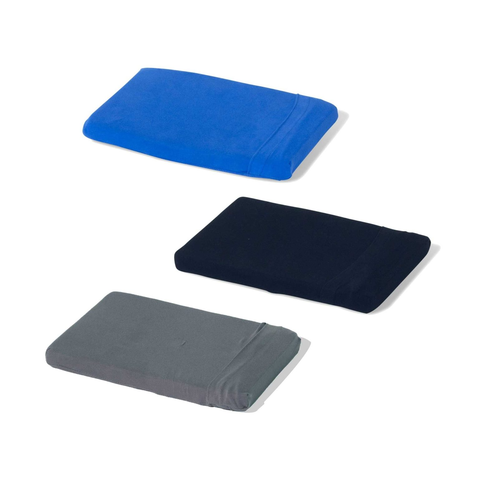3 Pilates head pads