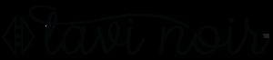 Tavi Noir Pilates socks logo