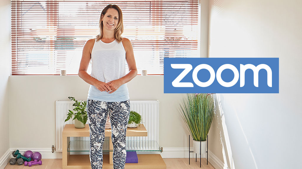 Zoom Pilates banner