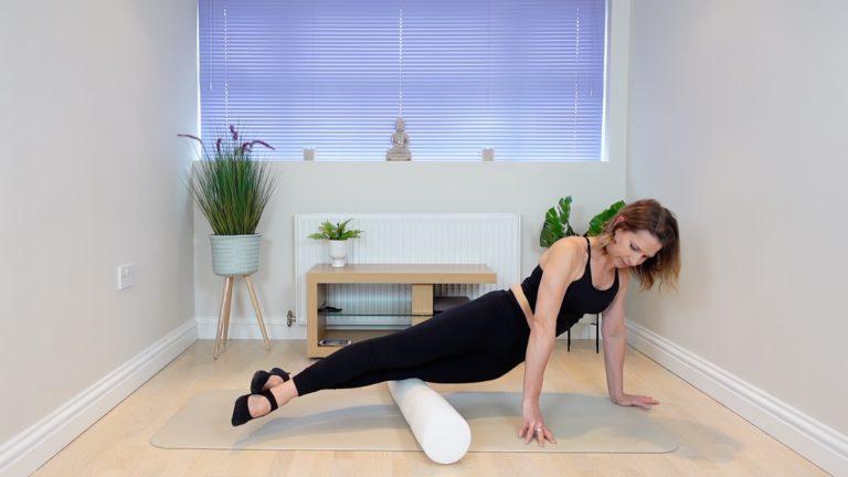 pilates for runners - Roller