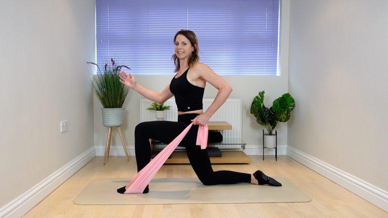 Pilates for runners - matwork