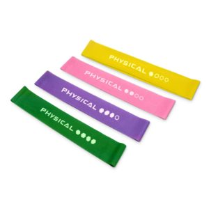 PILATES X-BAND LOOP PACK - 4 PACK